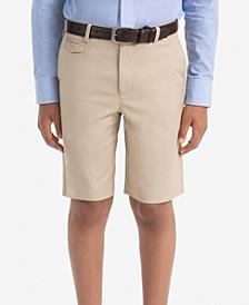 로렌 랄프로렌 보이즈 반바지 Lauren Ralph Lauren Big Boys Shorts,Tan