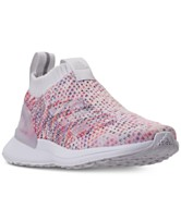 fce5bd14f adidas Little Boys  RapidaRun Laceless Knit Running Sneakers from Finish  Line