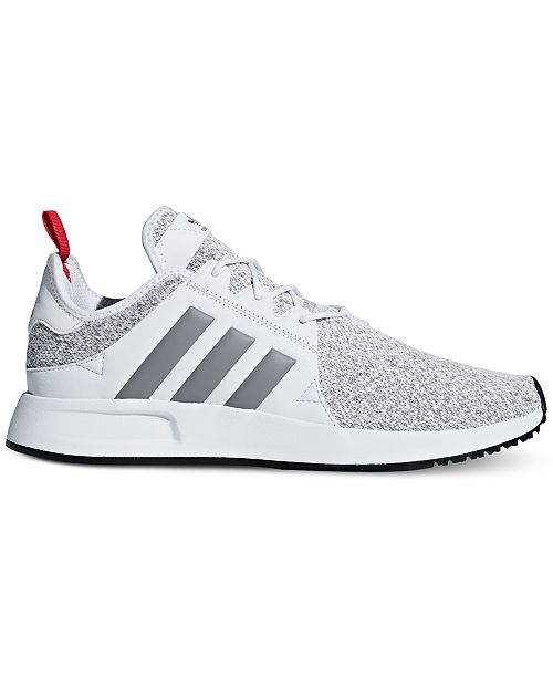 8a44db767c48 adidas Men s X-PLR Casual Sneakers from Finish Line   Reviews ...