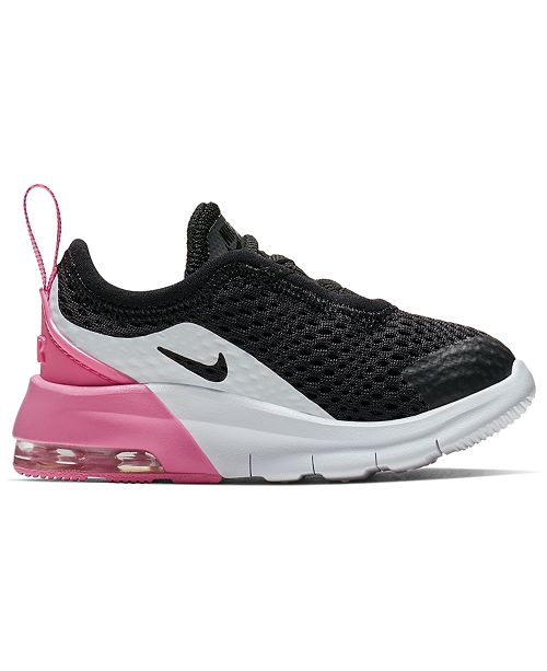 ... Nike Toddler Girls  Air Max Motion 2 Casual Sneakers from Finish ... 7951b5347