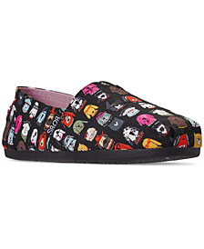 Skechers Women's Bobs Plush - Wag Crew Bobs for Dogs and Cats Casual Slip-On Flats from Finish Line