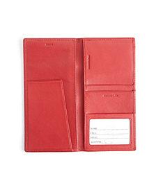 Royce New York RFID Blocking Passport Document Organizer
