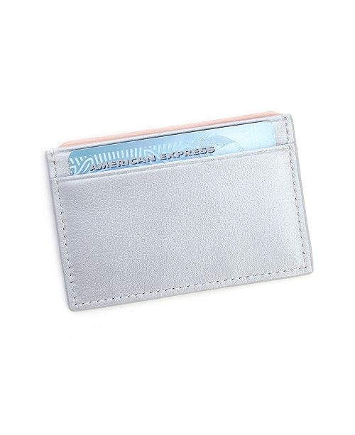 Royce Leather Royce New York RFID Blocking Credit Card Case