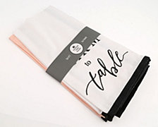 Thirstystone Set of 2 Farm to Table Towels