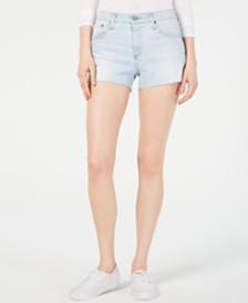 AG Bryn Denim Cutoff Shorts