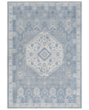 "Surya Kilim Klm-2309 Denim 7'10"" x 10'3"" Area Rug Product Image"