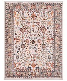 "Patina PIA-2300 Blush 5'3"" x 7'6"" Area Rug"