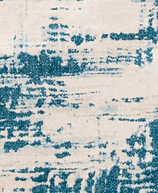 """Notting Hill NHL-2302 Teal 18"""" Square Swatch"""