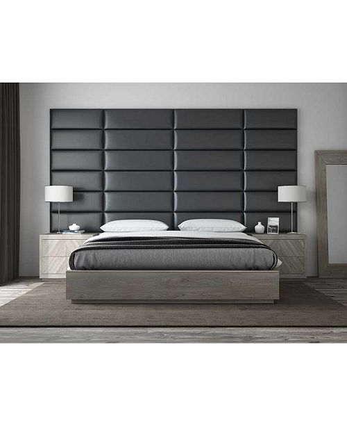 Accent Wall Headboard: Accent Wall Panels & Reviews