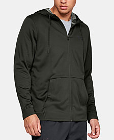 Under Armour Men's Armour Fleece Zip Hoodie