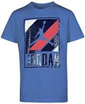 9bcdcbea71bcb9 Jordan Little Boys Jumpman-Print Cotton T-Shirt