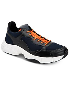 Calvin Klein Men's Daxton Dad Sneakers