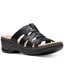 Clarks Collection Women's Lexi Mina Sandals, Created for Macy's