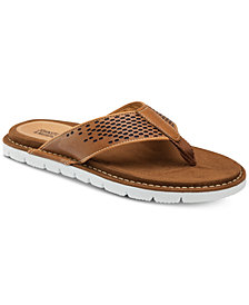 Johnston & Murphy Men's Prescott Thong Sandals