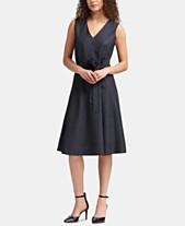 5376442ec95 DKNY Dresses   Clothing for Women - Macy s