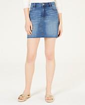 Celebrity Pink Juniors  Denim Mini Skirt e30453a7b