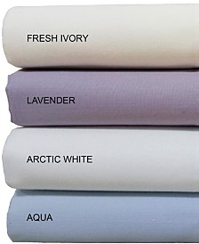 300 Thread Count 100% Cotton 4 Piece Bedsheet Set - Queen