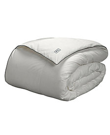 White Goose Down King/Cal King Comforter