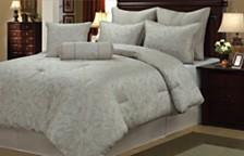 Prescott 8 Piece Comforter Set King