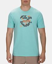 2ff9f7827 Hurley Men s Floral Logo Graphic T-Shirt