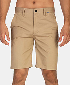 "Hurley Men's Stretch Chino 21"" Shorts"