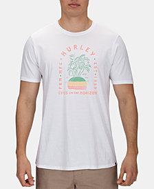 Hurley Men's Layer Dip Graphic T-Shirt