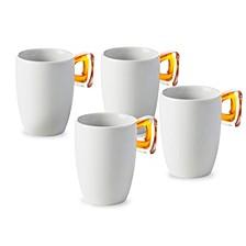 Omada-Italy Set 4 Mugs
