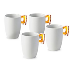 Lorren Home Trends Omada-Italy Set 4 Mugs