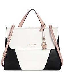 GUESS Shawna Top-Handle Satchel