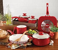 Oster Cocina 9-piece San Jacinto Aluminum Cookware Set