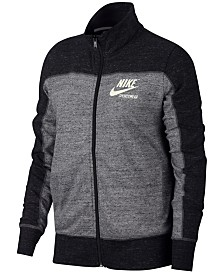 Nike Sportswear Gym Vintage Colorblocked Top