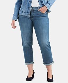 07cc8add0343ff Womens Levis Jeans & Denim Apparel - Macy's