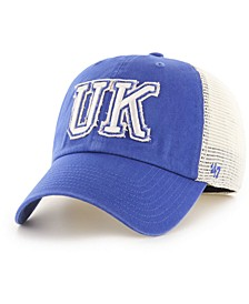 Kentucky Wildcats Stamper CLOSER Stretch Fitted Cap