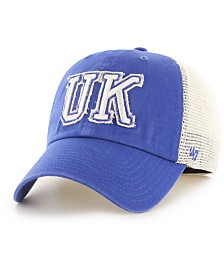 '47 Brand Kentucky Wildcats Stamper CLOSER Stretch Fitted Cap