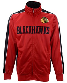 Men's Chicago Blackhawks Heritage Track Jacket