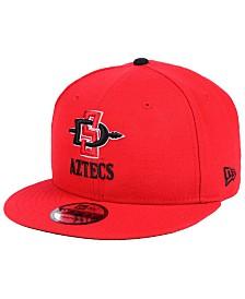 New Era San Diego State Aztecs Core 9FIFTY Snapback Cap