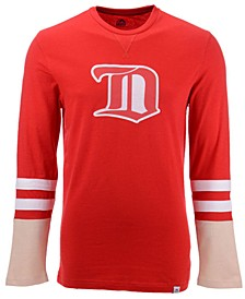 Men's Detroit Red Wings 5 Minute Major Long Sleeve T-Shirt