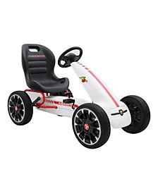 Pedal F1 Go Kart
