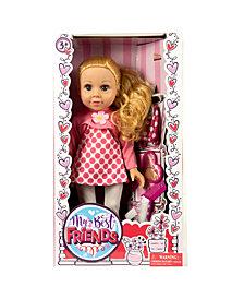 """18"""" My Best Friend Blonde Doll Dressed in Leggings"""