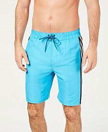 """Men's Hoopshot 9"""" Swim Trunks, Created for Macy's"""