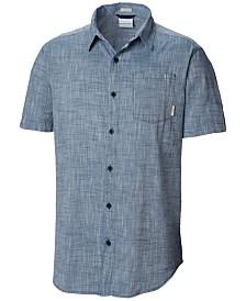 Columbia Men's Big & Tall Under Exposure™ YD Short Sleeve Shirt