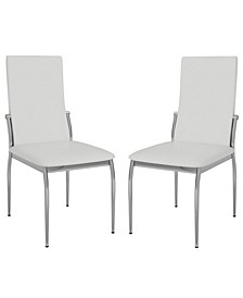 Gera High-back Side Chair (Set of 2)