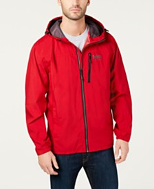 Hawke & Co. Outfitter Men's Hooded Rain Jacket