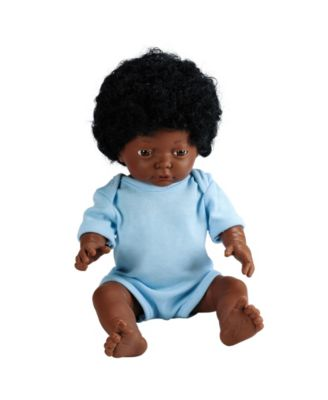 "Realistic 14/"" Real Boy La Newborn Boutique Asian Baby Doll"