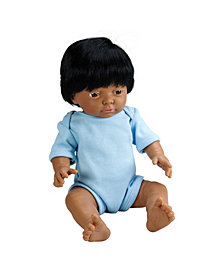 Educational Insights Baby Bijoux Hispanic Boy Doll