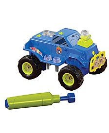Educational Insights Design and Drill Monster Truck