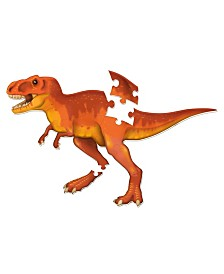 Learning Resources T-Rex Jumbo Dinosaur Floor Puzzle 13 Pieces