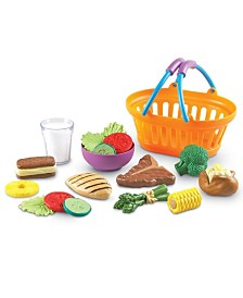 Learning Resources New Sprouts Dinner Foods Basket 18 Pieces