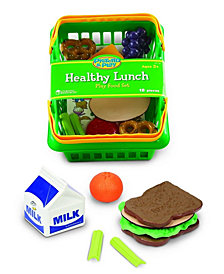 Learning Resources-Pretend and Play Healthy Lunch Set