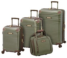 London Fog Oxford II Hardside Luggage Collection, Created for Macy's